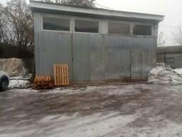 Аренда склада г. Ирпень 60 кв. м 300у. е.