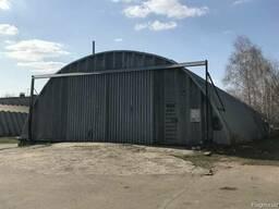 Аренда склада на 520 м2, г. Бровары, Промзона