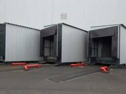 Аренда холодильного морозильного склада, камеры от 250 до 5000 м2. Бровары.