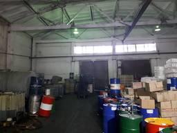 Аренда склада с рампой в г. Бердянске