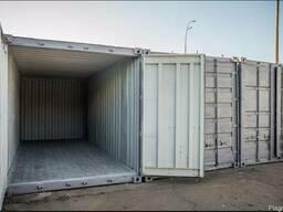 Аренда складов-контейнеров. Хранение вещей, товара.