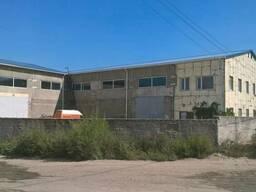 Аренда складского комплекса с офисной частью в Суворовском р