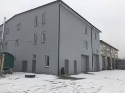Аренда складского помещения с. Горенка