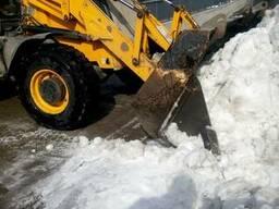 Аренда снегоуборочной техники Киев.