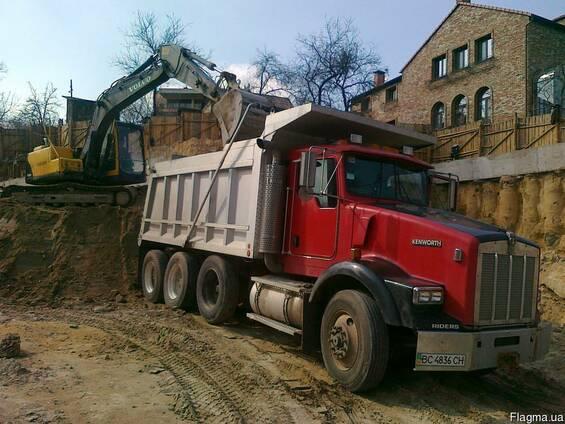 Аренда строительной спецтехники в Киеве