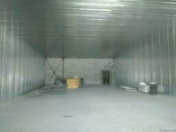 Аренда. Сухой склад 324м2, сенвич, антипыль, коммуникации