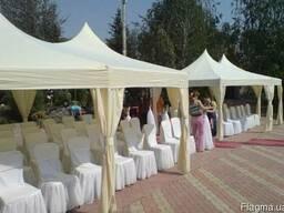 Аренда свадебных шатров в Запорожье- Днепропетровске