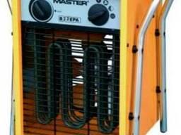 Аренда теплового оборудования, тепловых пушек