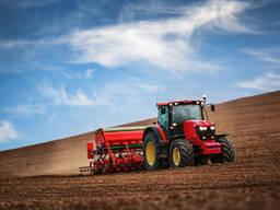 Аренда трактора: дисковка, пахота, культивация и др.