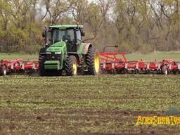 Аренда трактора: пахота, дискование, культивация, посев