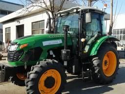 Аренда трактора с гидравлическим ВОМом