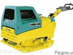 Аренда тяжелой виброплиты ammann avh 100-20,720кг дизель