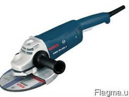 Аренда. Угловая шлифмашина (болгарка) Bosch GWS 20-230 H