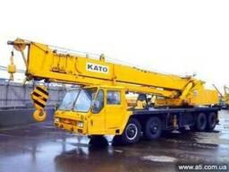 Аренда услуги автокрана 30 тонн Киев