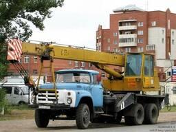 Аренда* услуги автокрана Киев и Область.