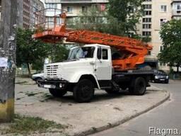 Аренда услуги автовышки в Киеве