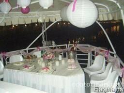 Аренда яхт Днепр | Прогулки на яхте в Днепре (Днепропетровск