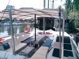 Аренда яхты в Днепре | Яхта-катамаран для 17-ти гостей - фото 4