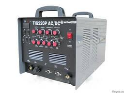 Аргонодуговой сварочный аппарат Wmaster Tig 220 ac/dc