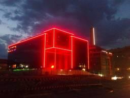 Архитектурное освещение. Подсветка фасадов. Закажи