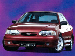 Арка для Ford Scorpio I