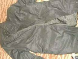 Армейская куртка зимняя, плащевка