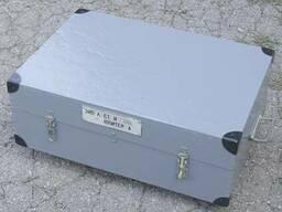 Армейский военный ящик ЗИП К ст номер 325 Юпитер А