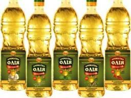 Ароматное подсолнечное масло с натуральными специями