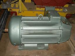 Крановые электродвигатели на портальные краны