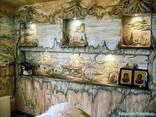 Арт з декоративних венеціанських штукатурок Луцьк Україна. - фото 6