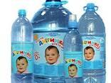 Артезианская вода, газ/не газ от 0,5л-19л - фото 3