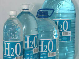 Артезианская вода,газ/не газ от 0,5л-19л