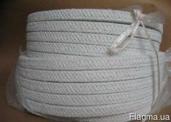 Асбестовый квадратный шнур для котлов