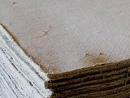 Асбокартон КАОН-1 толщина 5, 0 мм, размер листа 800х1000 мм