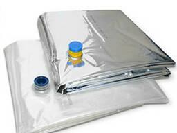 Асептический мешок (bag in box упаковка) емкостью 3 - 1200 л
