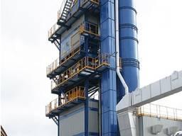 Асфальтосмесительная установка кдм 205