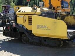 Асфальтоукладчик 2009 год гусеничный BOMAG BF 222 C