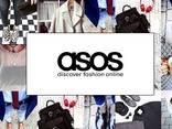 ASOS одежда сток оптом - фото 1