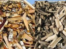 Ассорти дров (дуб и береза)