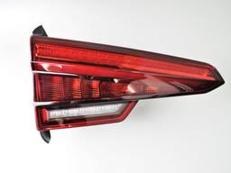 Audi A4 B9 фонарь левый в крышку багажника USA