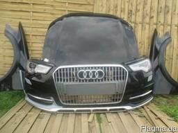 Audi a6 c7 4g капот бампер крыло панель передняя фара Б/у