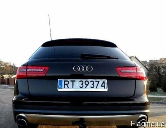 Audi A6 С6-7 allroad 2006-2016 р. Фонарь крышки багажника