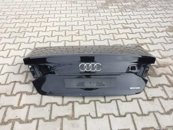 Audi A8 D4 (Ауди А8 D4) 2010-2016 р. Крышка багажника