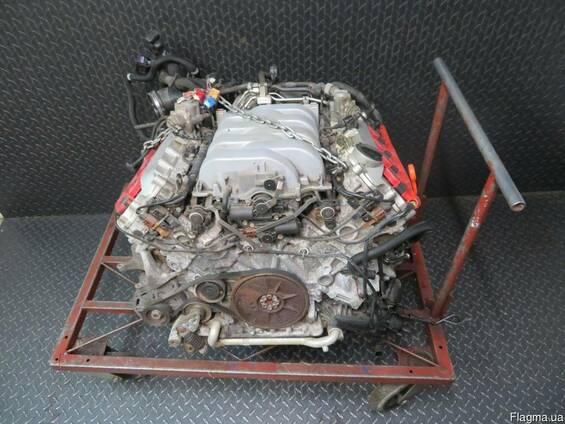 Audi A8 D4 (Ауди А8 D4) 4.2 FSI 2010-2016 р. Двигатель