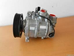 Audi Q5 3.2 TFSI 2008-2012 р. Компрессор кондиционера