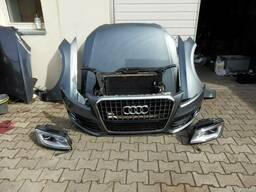 AUDI Q5 Разборка Капот Бампер Дверь Крышка багажника