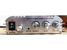 Аудио усилитель Suoer SON-169 2.1 channel 12v