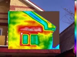 Аудит помещений на потери тепла (энергоаудит)