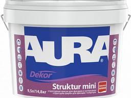 Структурна фарбаAura Dekor Struktur mini