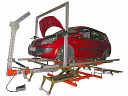Autorobot B10 A - Стапель по выправке кузова